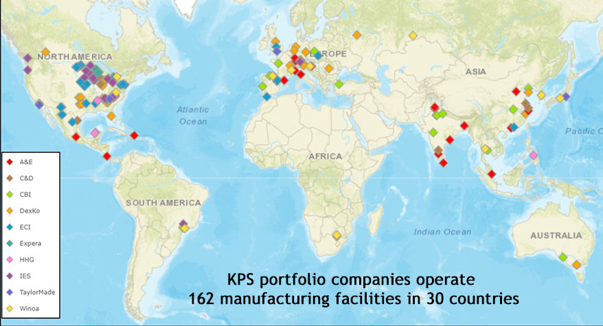 KPS Global Facilities Map_3Q17_Includes TM (3)
