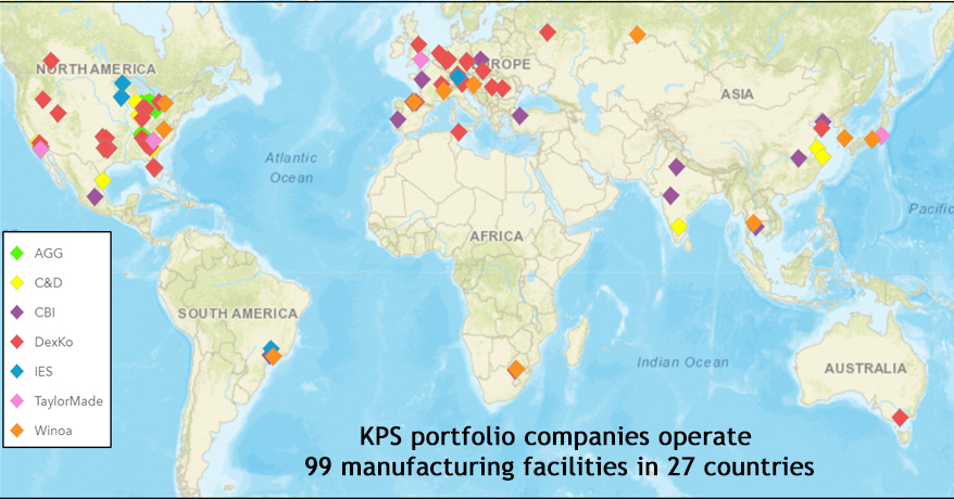 KPS_Global sites map_3-26 2019